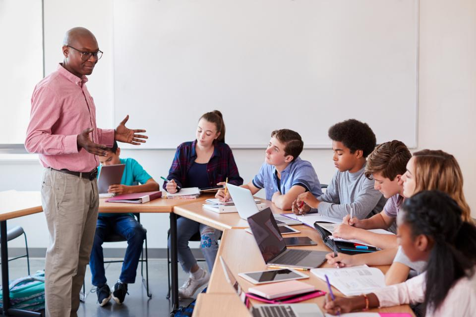 How We Help|K-12 Teachers